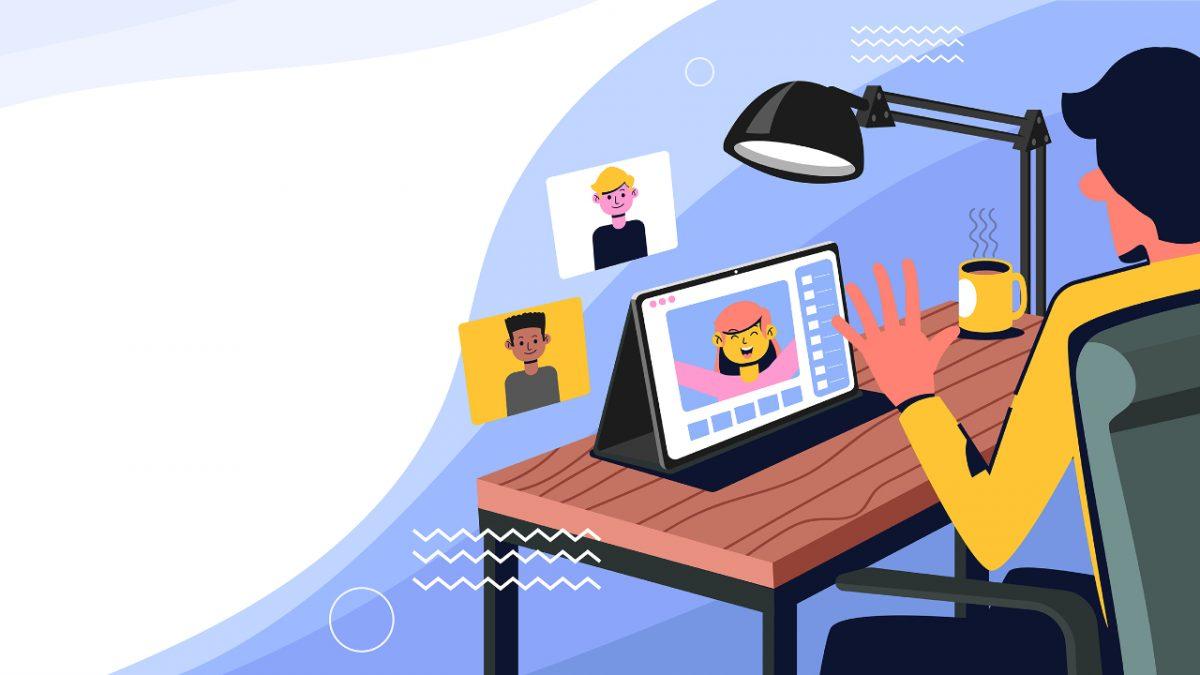 7 Langkah Membuat Rapat Virtual Tim Lebih Solid di Masa Pandemi